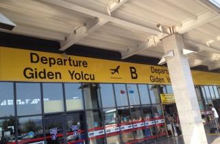 Yedi, havalimanı