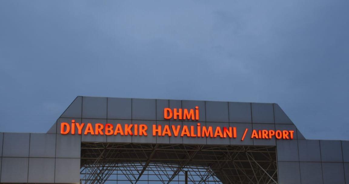 Diyarbakır,Havalimanı