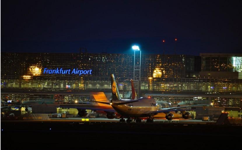 Frankfurt Havalimanı