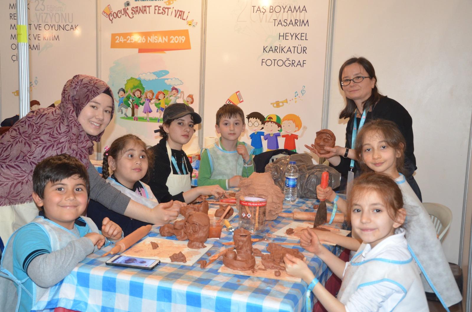 Çocuk Sanat Festivali
