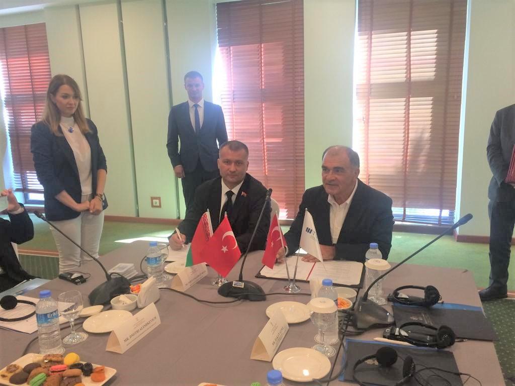 Türkiye ve Belarus
