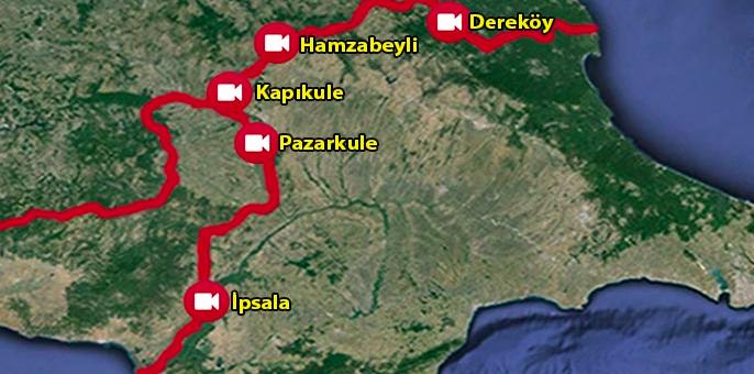 Türkiye, Sılayolu