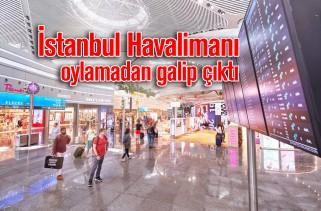 En, İstanbul havalimanı