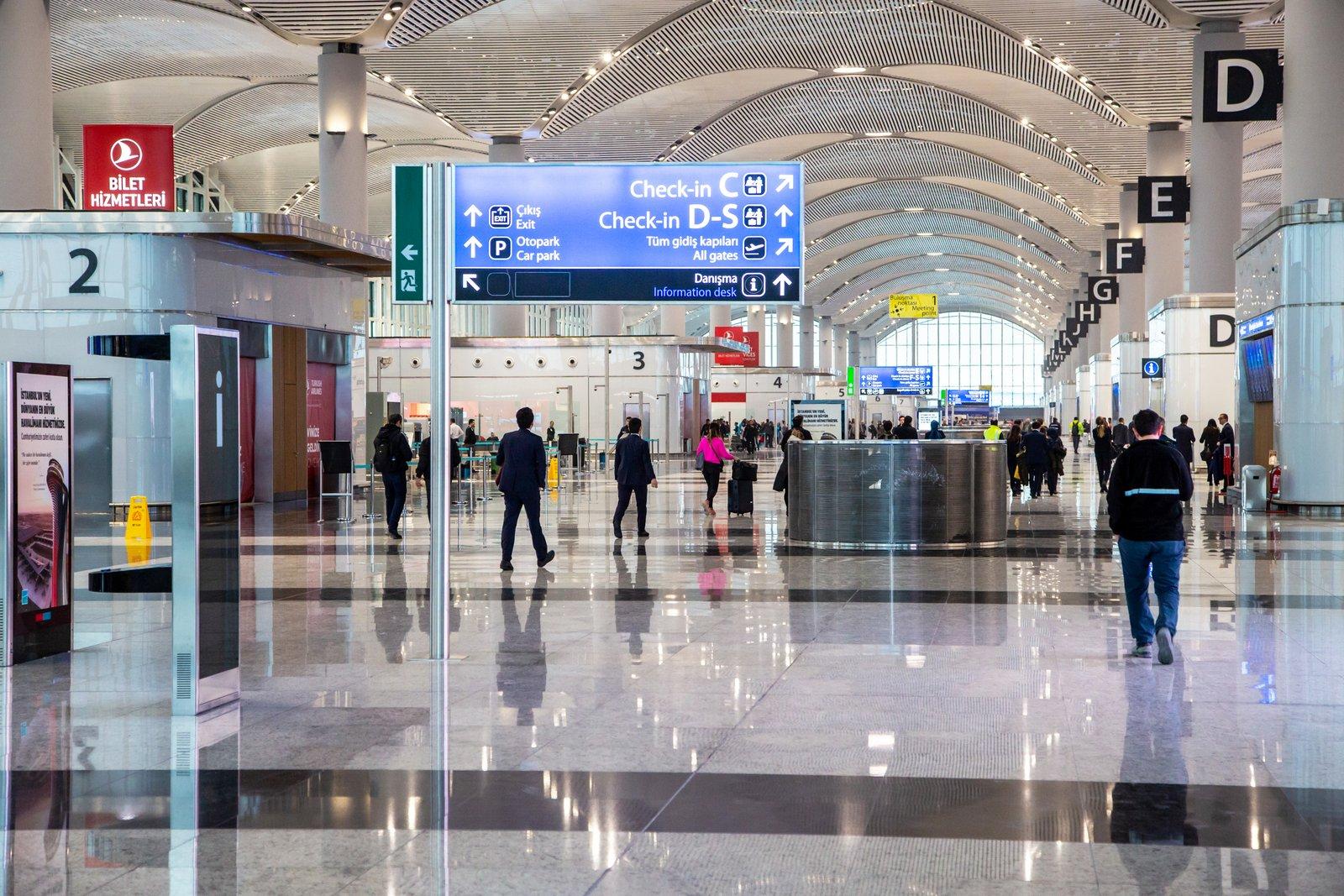 İstanbul Havalimanı, En