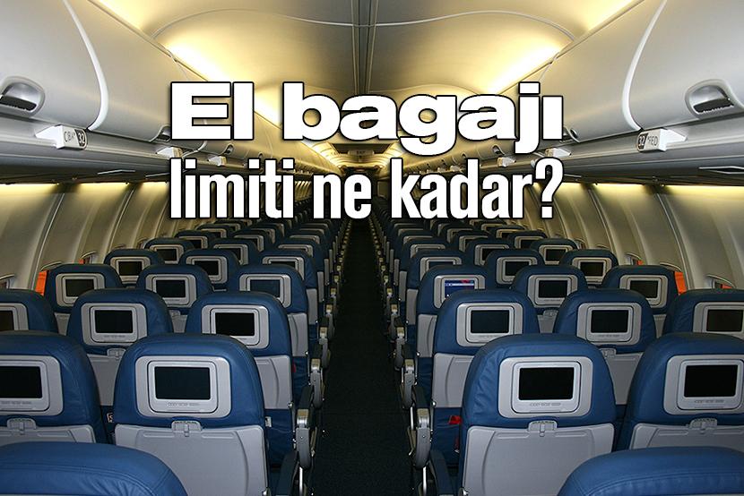 havayolu, el bagajı, kabin bagajı, bagaj