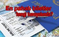 Uçak, bilet