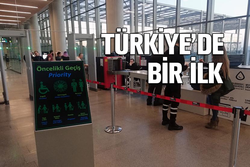 Türkiye, Dalaman Havalimanı