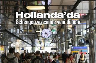 Hollanda Schengen Vizesi