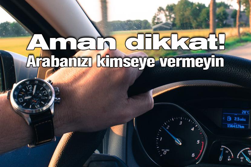 Türkiye, araç, ceza
