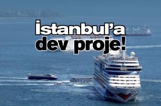 kruvaziyer, İstanbul, dev, proje