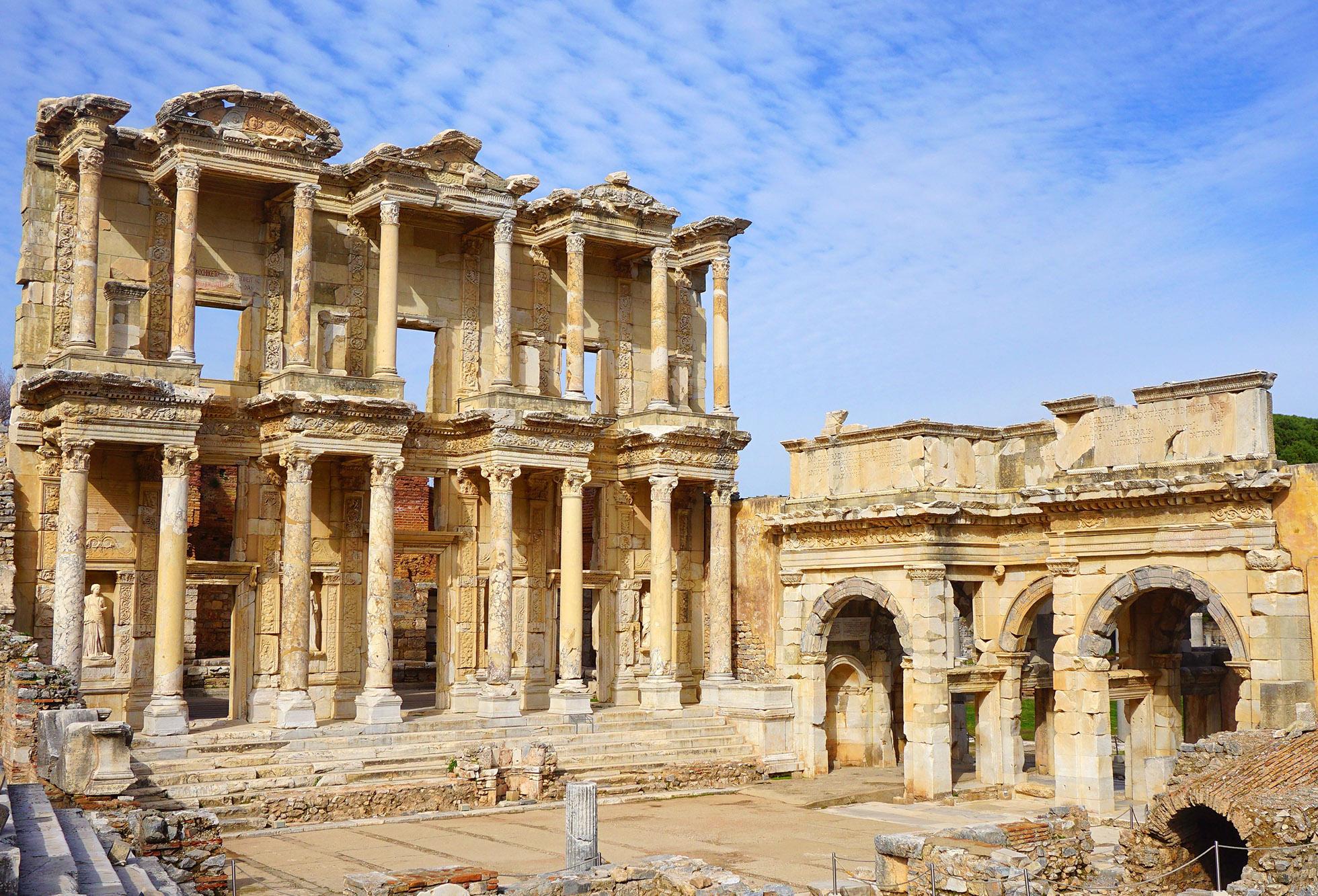 izmir, Efes, Efes antik kent