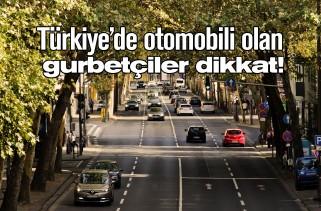 Türkiye, otomobil, vergi