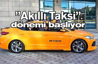 Ankara, Taksi