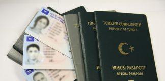 Ehliyet pasaport ve kimlik