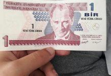 Yeni Türk Lirası