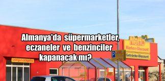 Süpermarketler