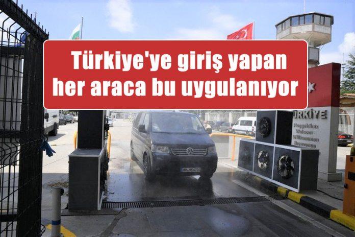 Türkiye'ye