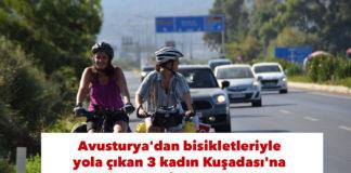 bisikletleriyle