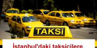 taksicilere