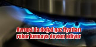 doğal gaz