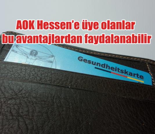 AOK hessen